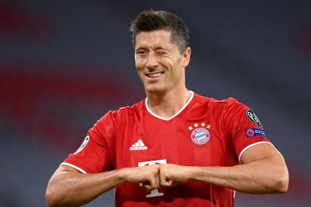 Bayern Munich striker Robert Lewandowski voted Champions League Player of  the Week - Bavarian Football Works