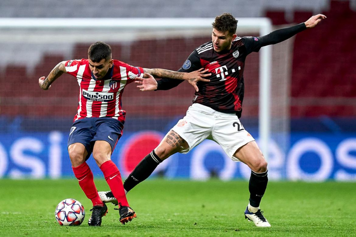 Four observations from Bayern's 1-1 draw vs Atletico Madrid - Bavarian  Football Works