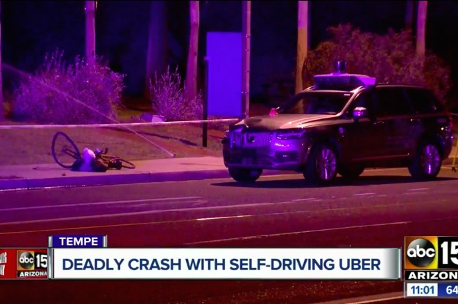 uber_tempe_2.0 Uber backup driver charged in fatal 2018 self-driving car crash   The Verge