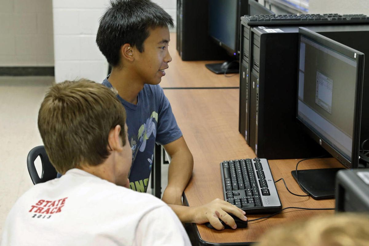 Computer Science Classes In High School Why Too Few Kids