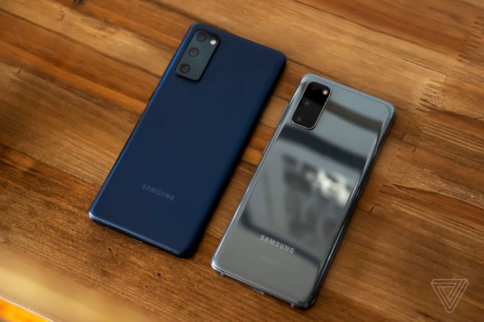 Samsung Galaxy S20 Fe Review The Right Price For The Right Stuff The Verge