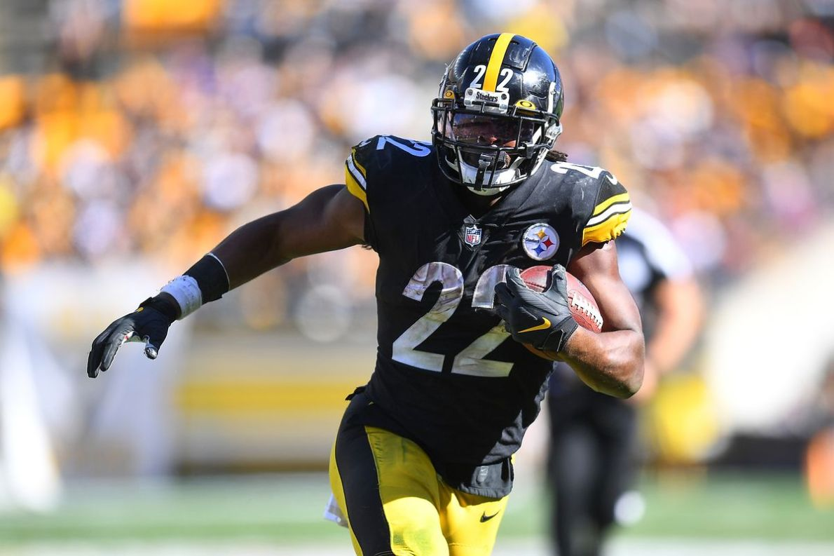 Steelers RB Najee Harris leads all rookies in yardage after four games -  Behind the Steel Curtain