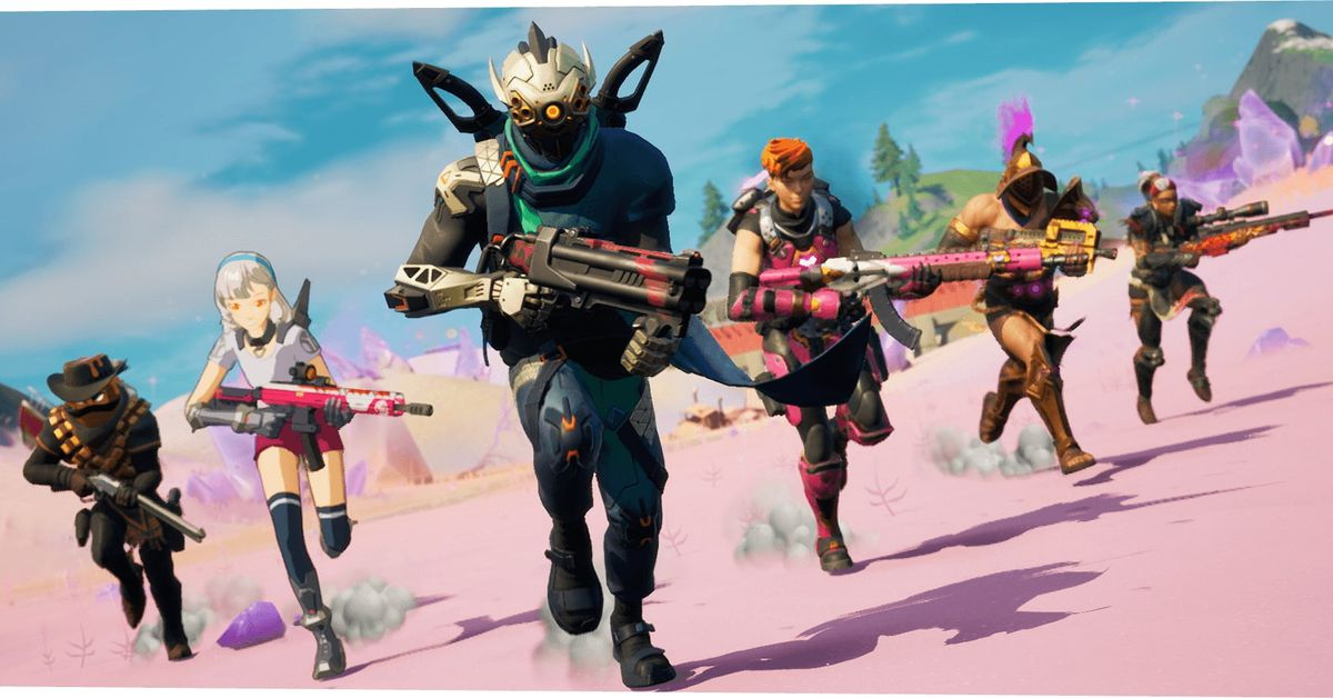 Fortnite can now run at 120 frames per second on next-gen consoles