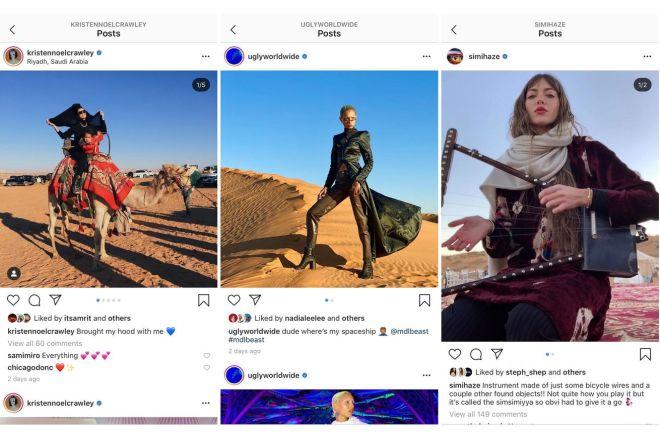 5676584E_55E3_4F5E_A3AE_A88BF7F36BD0.0 Influencers face backlash for promoting a Saudi Arabian music festival | The Verge