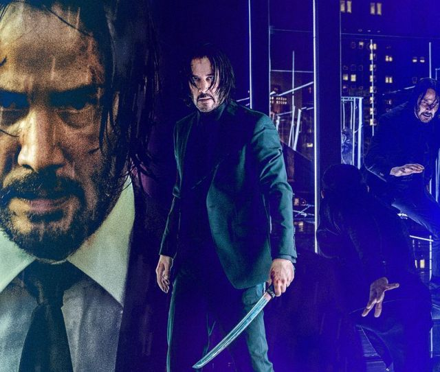 John Wick  Director Reveals The Inspiration Behind The  Best Fight Scenes