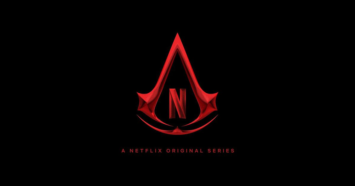 Netflix is making a live-action Assassin's Creed series