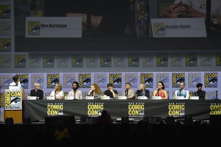 Comic-Con International 2018 - 'Star Trek: Discovery' Panel