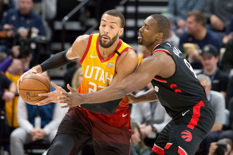 Rudy Gobert status: Jazz C out Wednesday vs. Thunder - DraftKings Nation