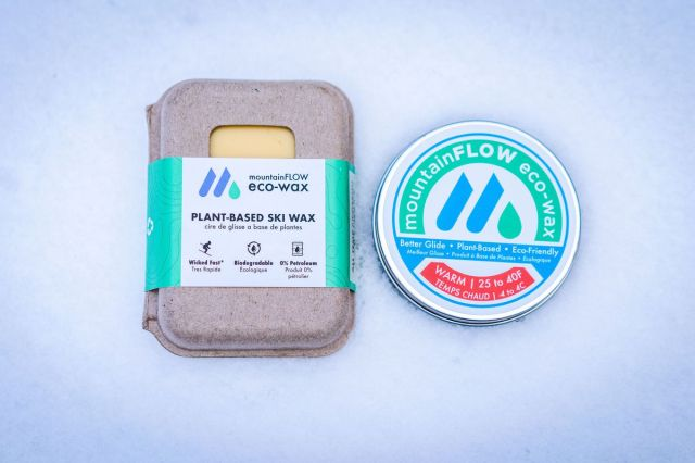 Mountain Flow Eco Wax
