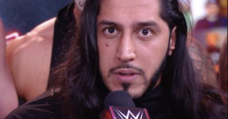 Mustafa Ali is (worked shoot) mad as hell about Raw Legends Night