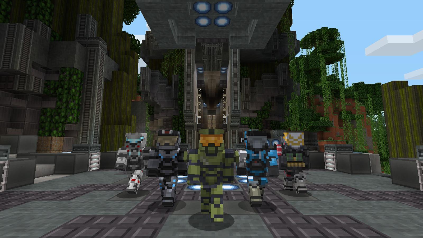 2014 360 Xbox Minecraft Servers