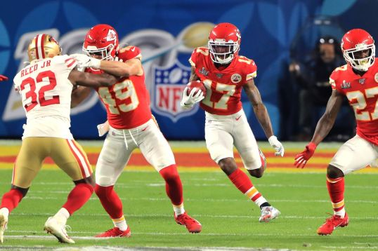 Can Chiefs' Mecole Hardman show enough to earn more 2020 playing time? -  Arrowhead Pride