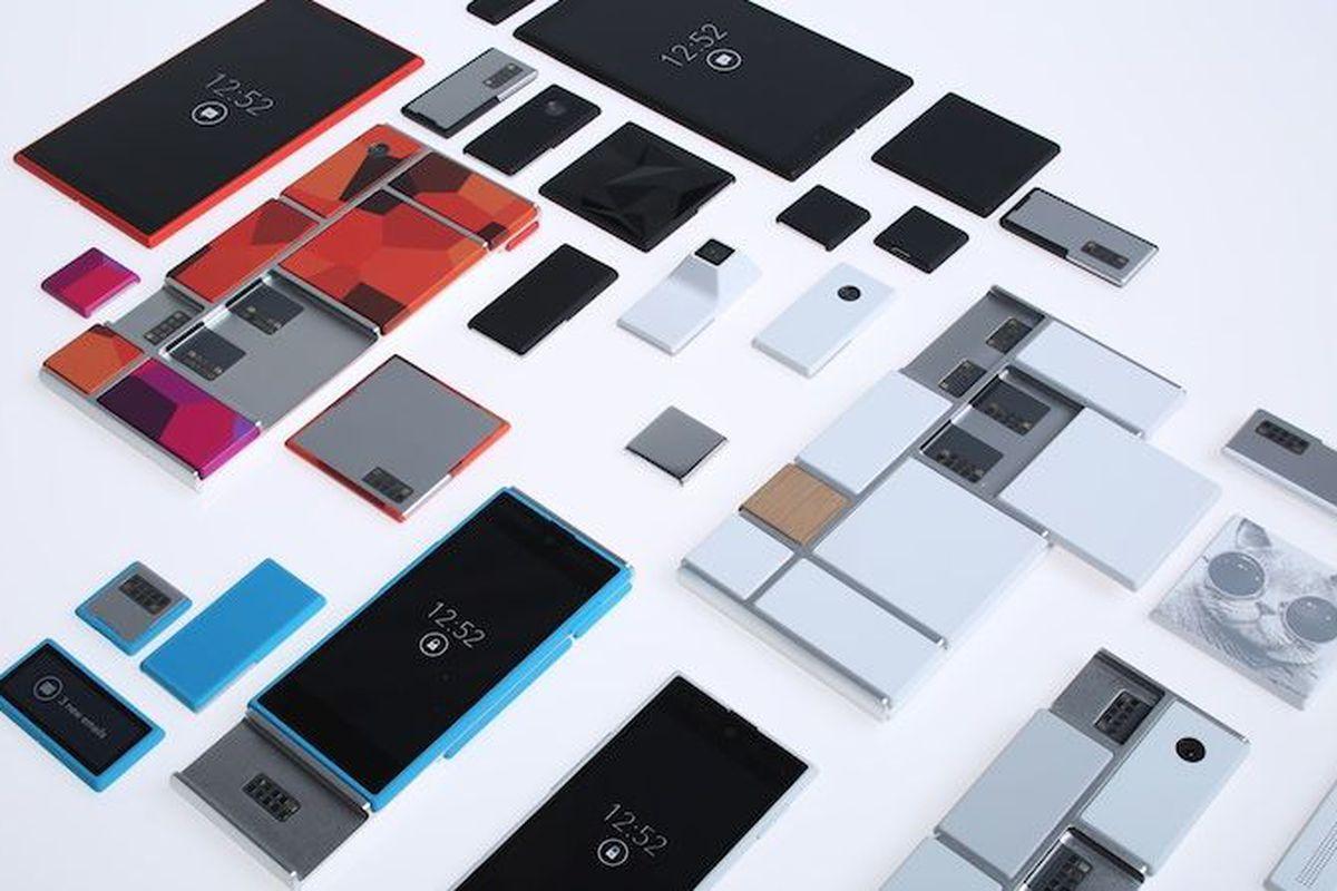 Smartphone modular - 4 Teknologi Digital Canggih Yang Gagal Diwujudkan