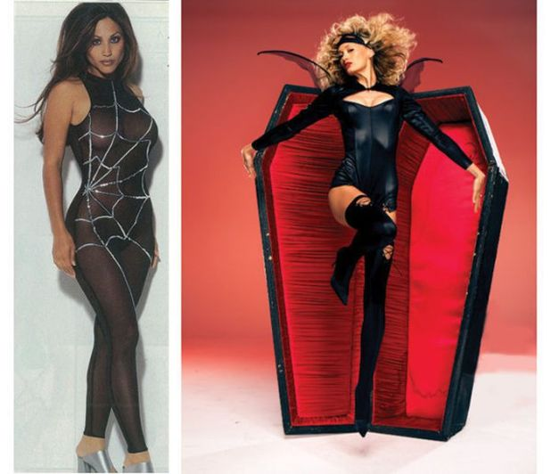 then now frederick s of hollywood y halloween costumes