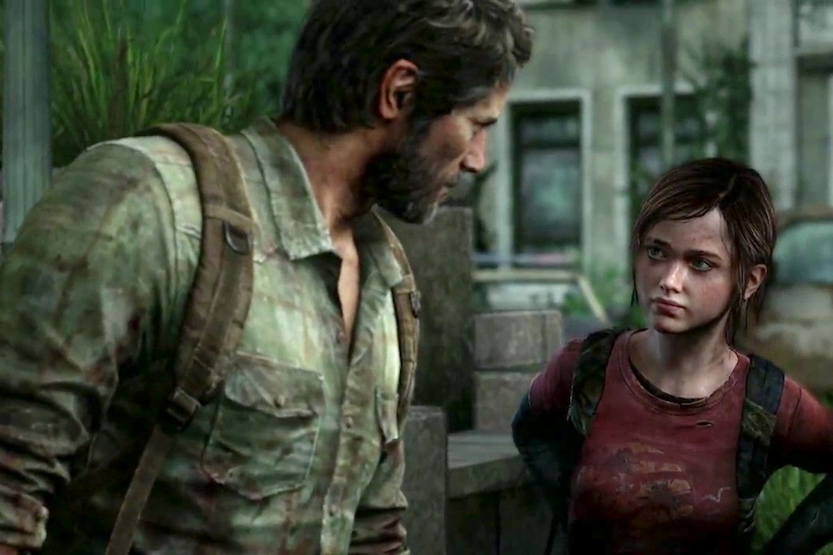 Naughty Dog Sony Computer Entertainment The Last Of Us