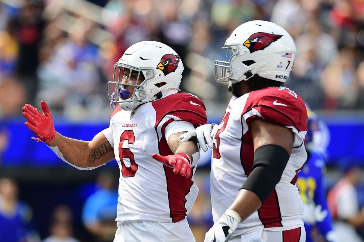 Arizona Cardinals offensive snap counts in win over Los Angeles Rams -  Revenge of the Birds