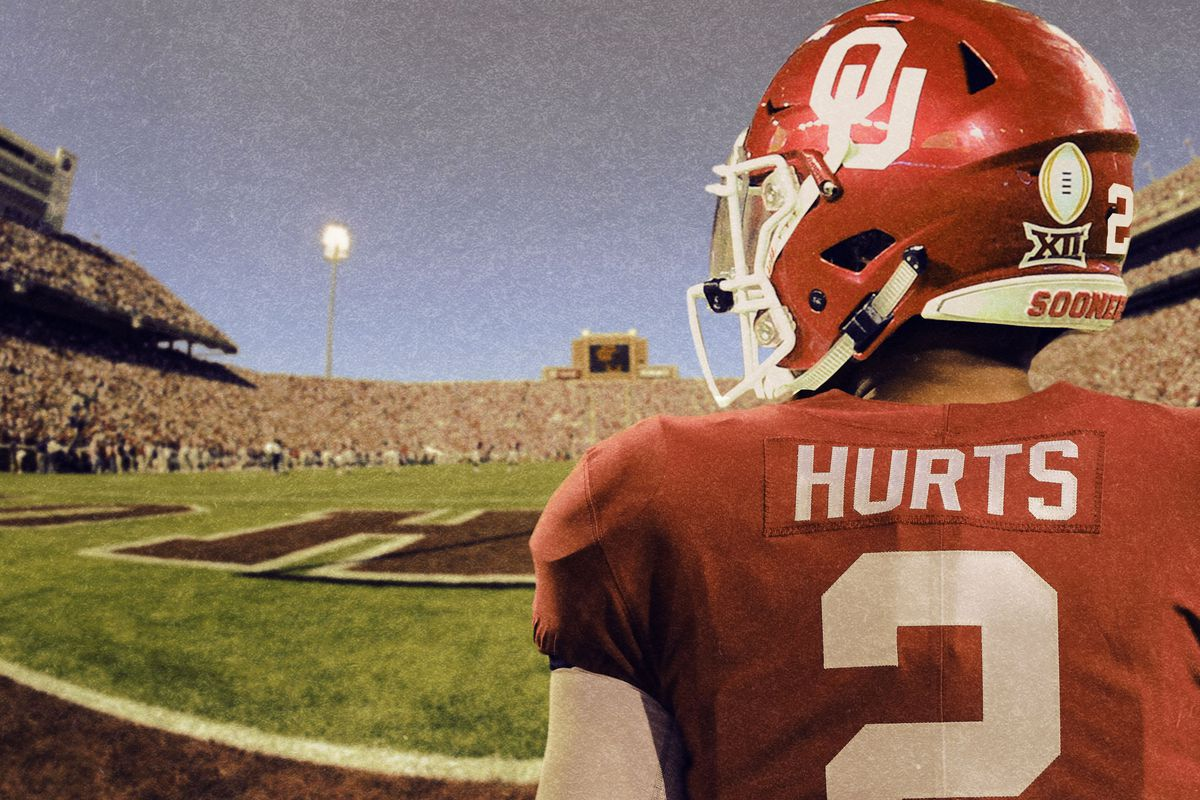 Can Oklahoma Turn Jalen Hurts Into A Heisman Candidate