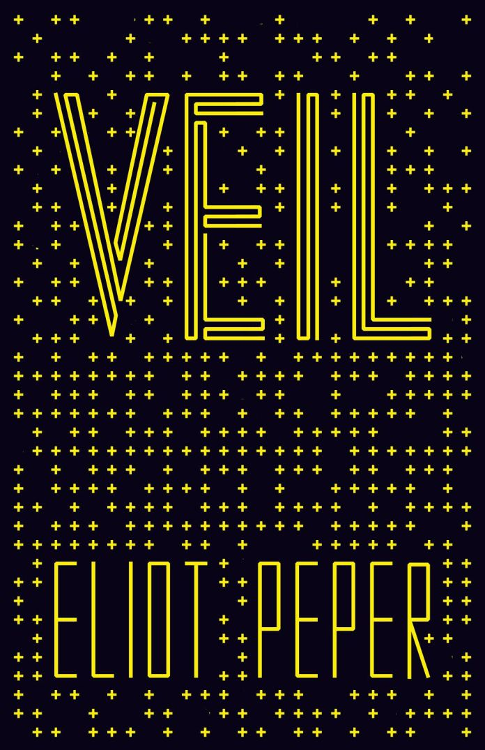 Veil by Eliot Peper cover