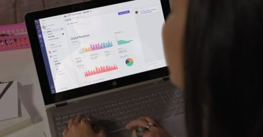 How to change your video background in Microsoft Teams