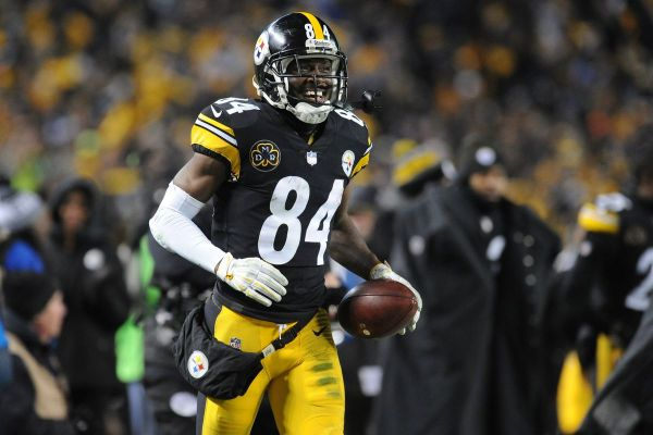 Antonio Brown Injury: Conflicting reports surrounding WR's ...