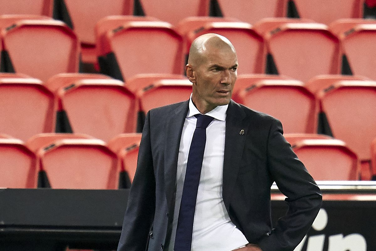 Alvaro Benito If Zidane Has Not Earned Credit To Be Able