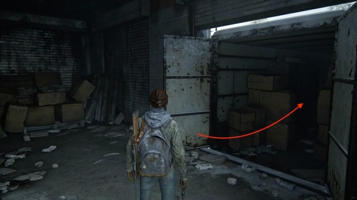 The Last of Us Part 2 Jackson Patrulla cajas de cartón
