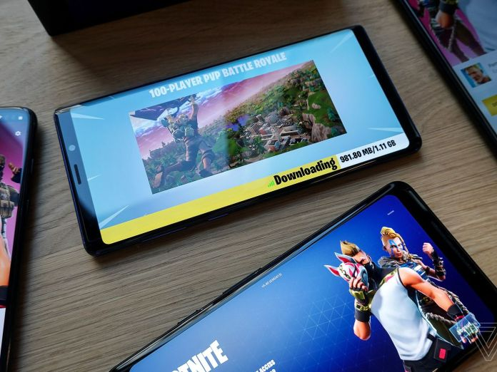 Epic Gives In To Google And Releases Fortnite On The Play Store The Verge