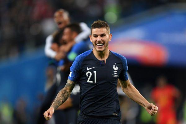 Lucas Hernandez joins Bayern Munichs growing French