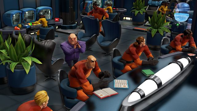 EG2_Hands_on_Previews___4_.0 Evil Genius 2 asks 'what kind of healthcare do minions need?' | Polygon