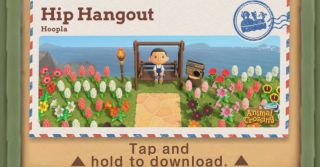 Nintendo made a tool to help you show off your Animal Crossing island