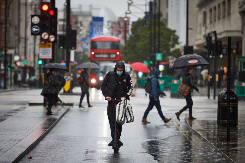 Storm Alex Batters The South Of England