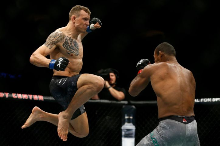 UFC Fort Lauderdale results: Jack Hermansson pours it on to defeat ...