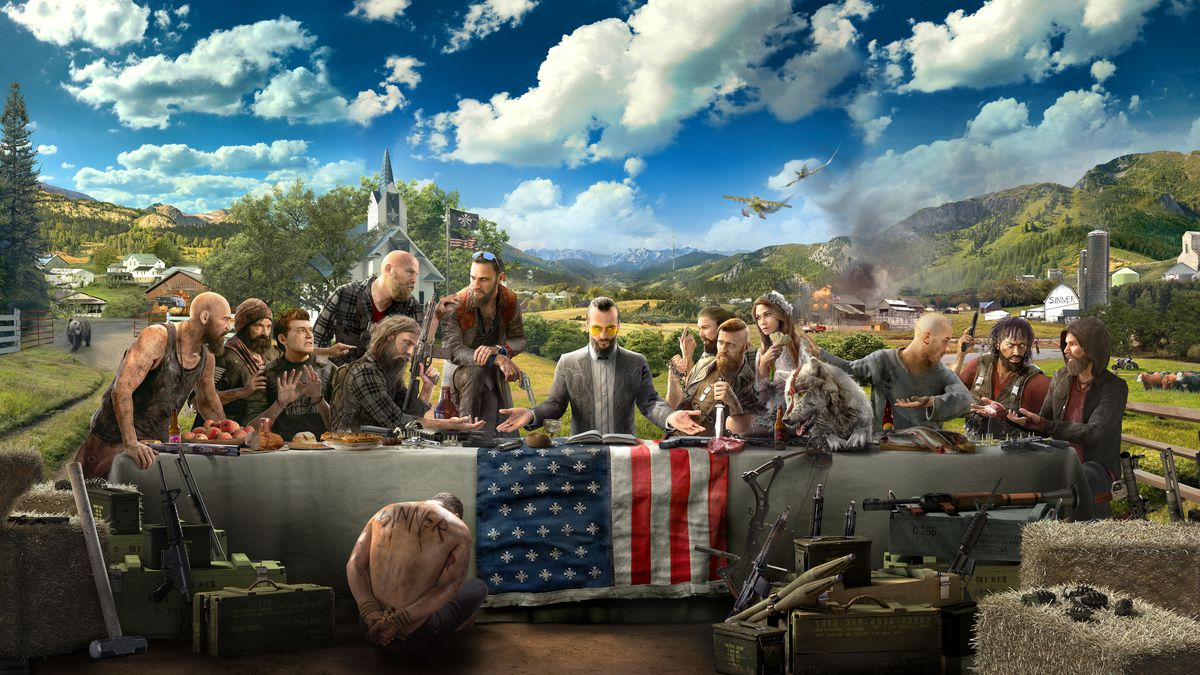 Far Cry 5 review   Polygon Far Cry 5 review