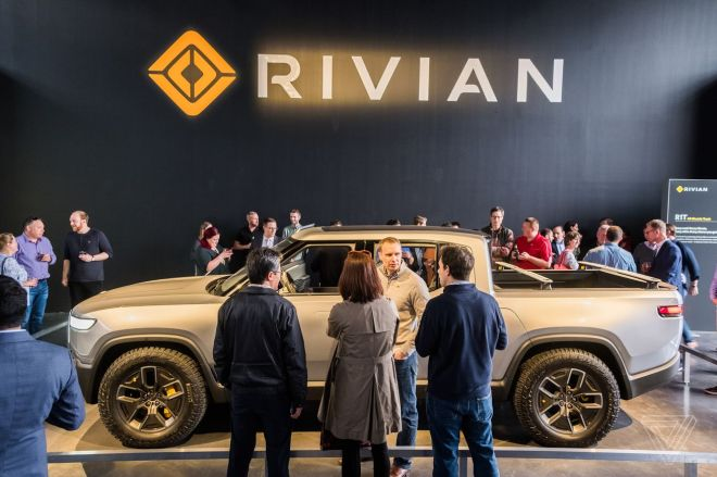rivian_electric_truck_3736.0 Rivian delays first electric pickup deliveries to September | The Verge