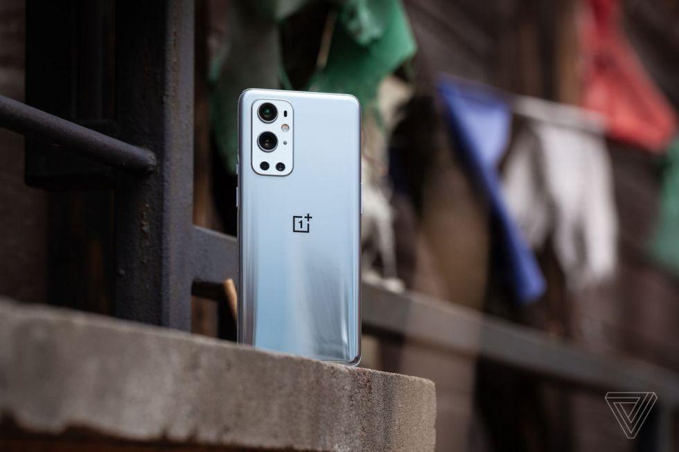 The OnePlus 9 Pro