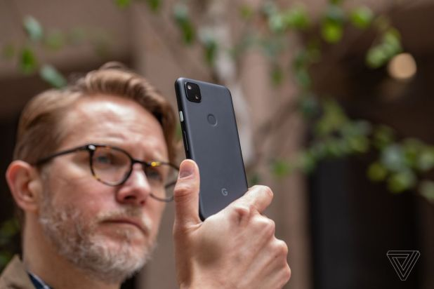 Android: The Google Pixel 4A