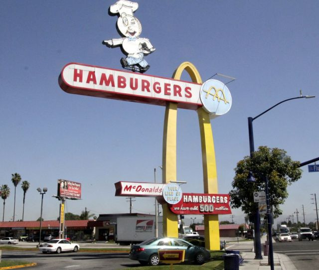 A Pilgrimage To The Worlds Oldest Surviving Mcdonalds