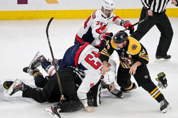 Capitals vs. Bruins Game Thread - Japers' Rink
