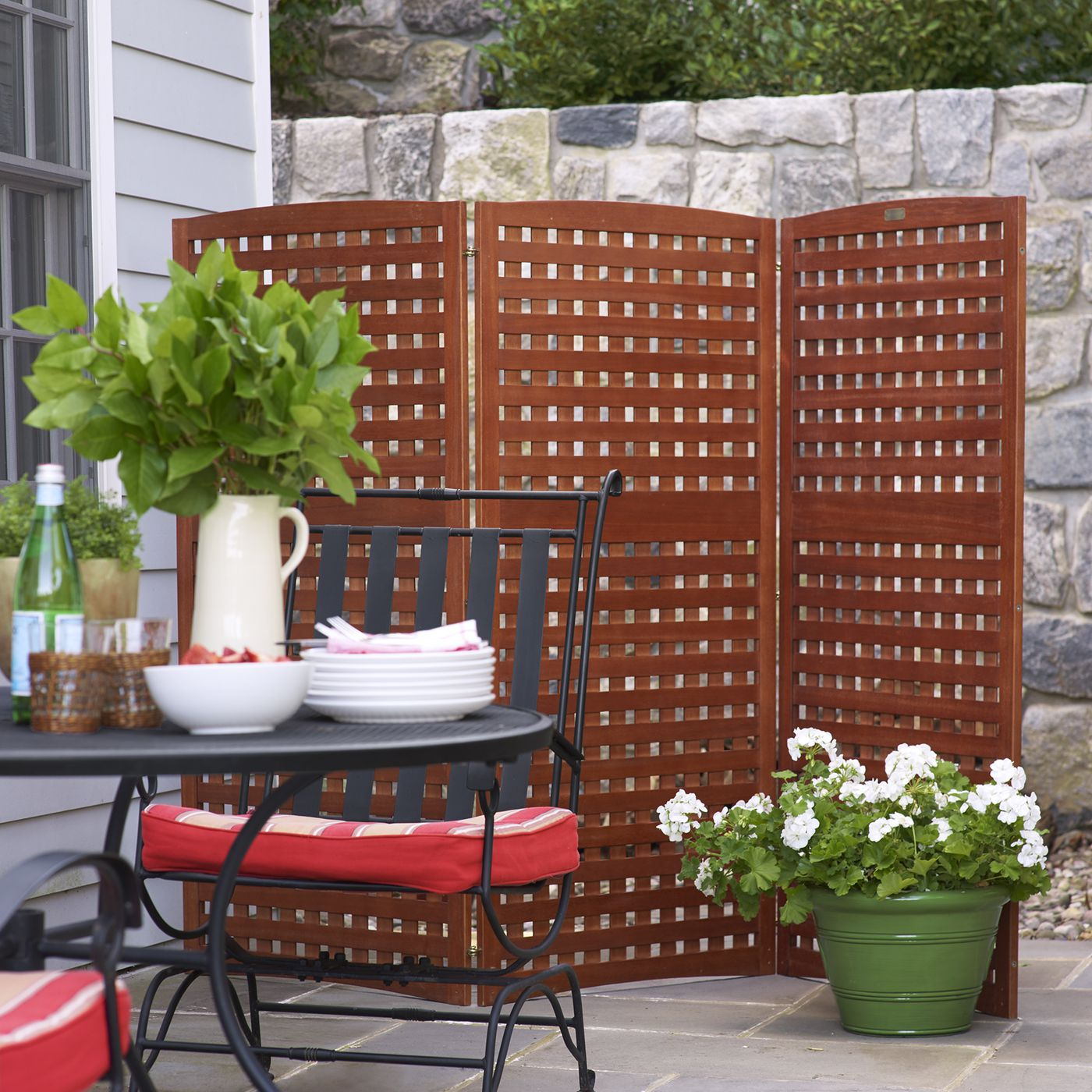 How To Build An Outdoor Privacy Screen This Old House