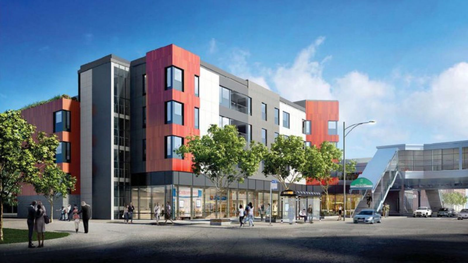 Upcoming Woodlawn TOD To Feature 70 Low Income Apartments