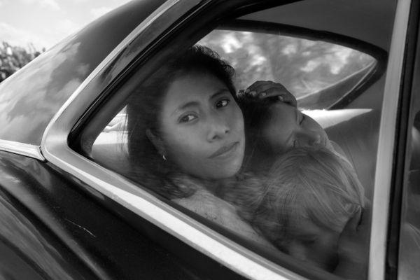 Roma van Netflix komt in België naar de bioscoop