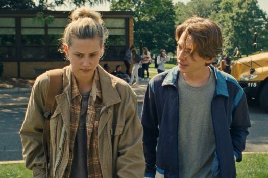 lili reinhart and austin abrams in chemical hearts