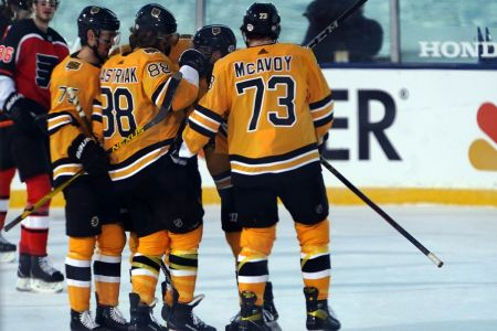 Bruins' Personalities And Skills On Full Display At Lake Tahoe - Stanley  Cup Of Chowder