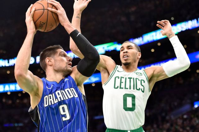 Magic vs. Celtics preview: Is this the day the Orlando Magic clinch a  playoff spot? - Orlando Pinstriped Post