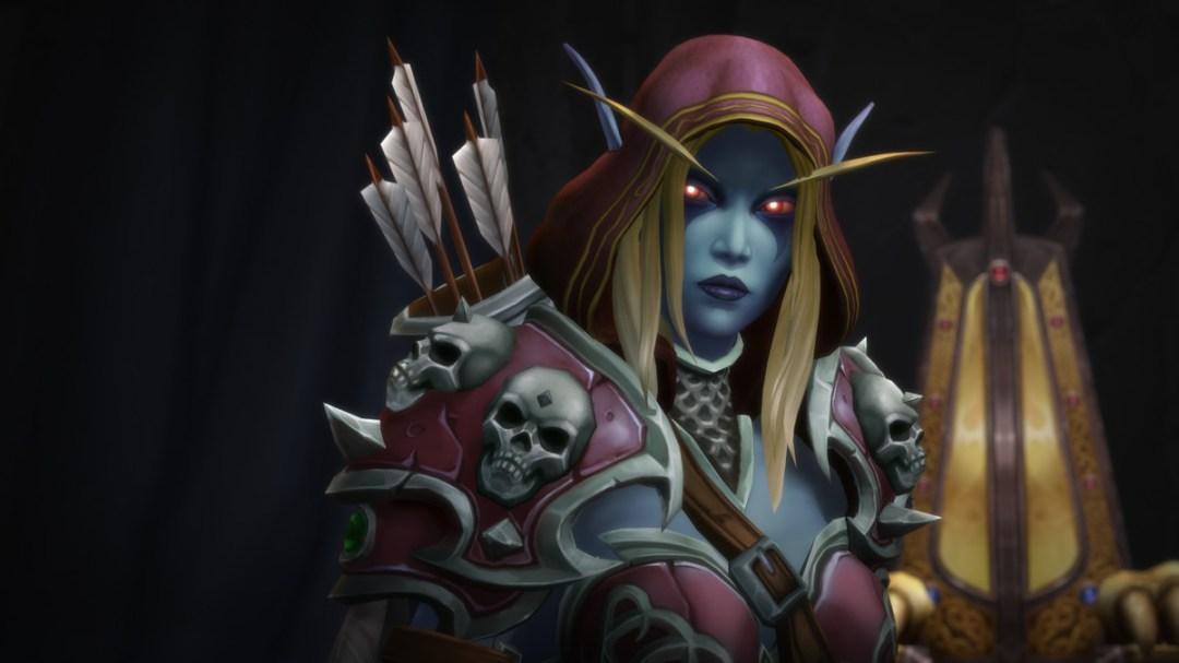 World of Warcraft: Battle for Azeroth - Sylvanas Windrunner