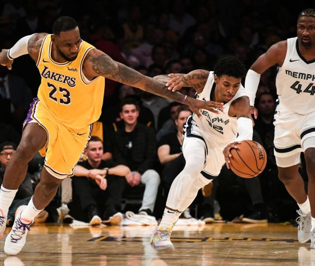 Lakers Vs Memphis Preview Game Thread Starting Time And Tv