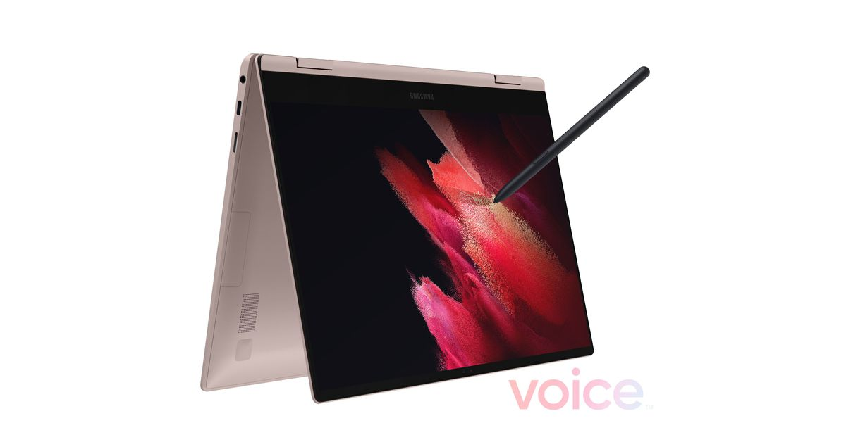 Images of Samsung's rumored Galaxy Pro and Pro 360 laptops leak early