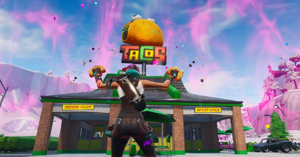 Did Fortnite just copy Ana Coto's viral roller-skating dance from TikTok?