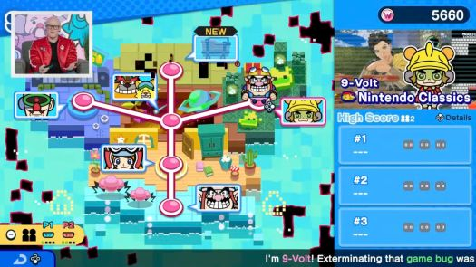 WarioWare: Get It Together for Nintendo Switch microgames detailed 2