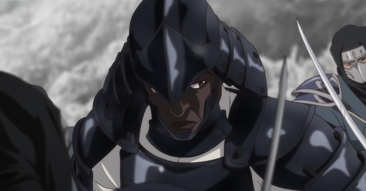 Watch the first trailer for Netflix's Yasuke anime